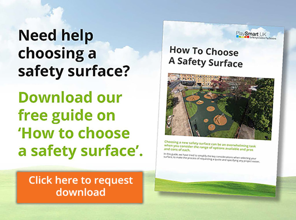 choose a safety surface