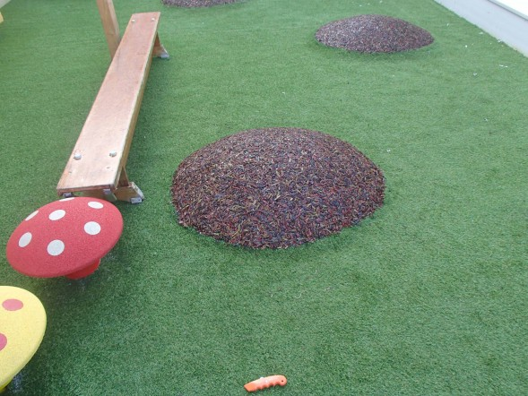 grass mats maintenance