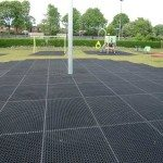 grass protection matting