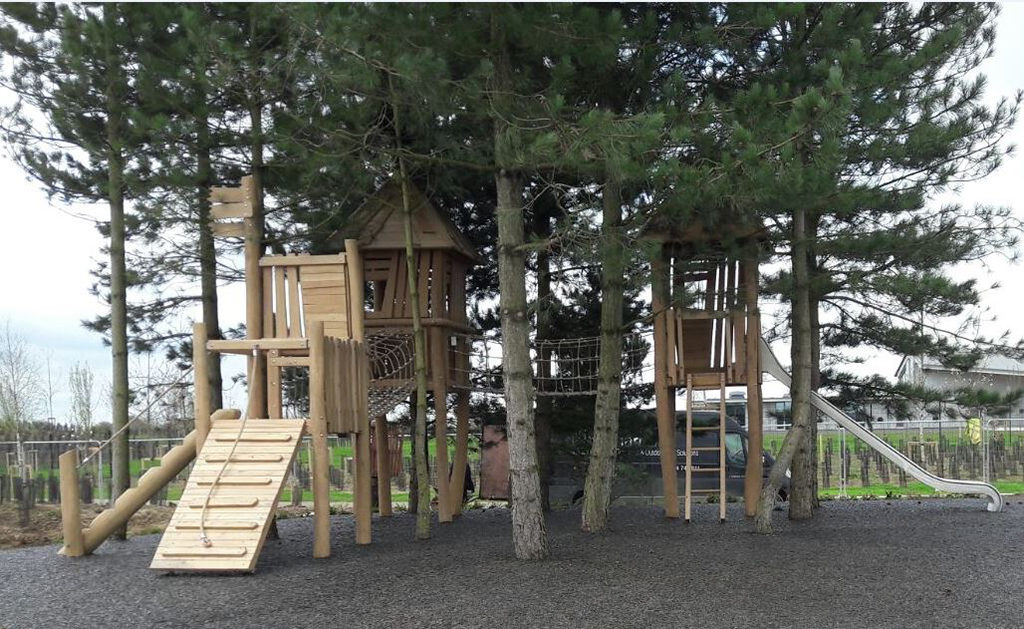 natural play area surfaces